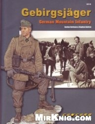 Книга Gebirgsjager: German Mountain Infantry (Concord 6518)