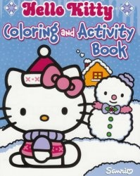 Hello Kitty - Coloring & Activity Book
