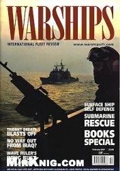 Журнал Warships International Fleet Review  №2 2007