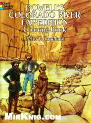 Книга Powell's Colorado River Expedition Coloring Book (Colouring Books)