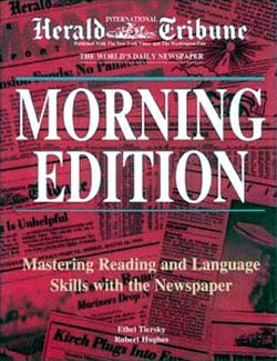Аудиокнига MORNING EDITION. Mastering Reading and Language Skills with the Newspaper