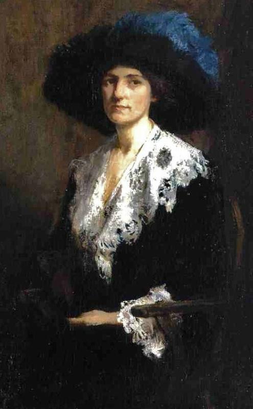 Mary Bradish Titcomb (American painter, 1858-1927) Mrs Jane Byron Johnston.jpg