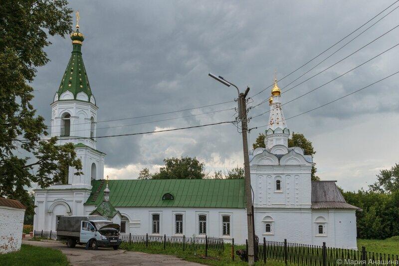 Церковь Святого Духа, Рязань