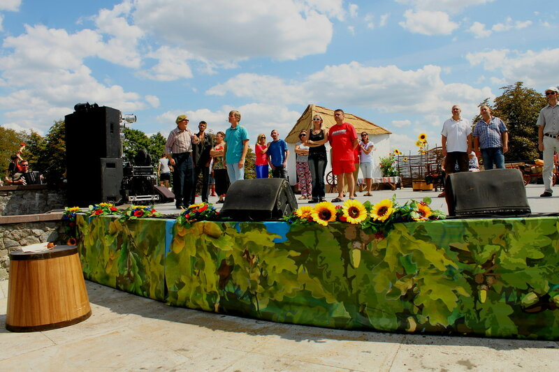 Репетиция Запорожец за Дунаем