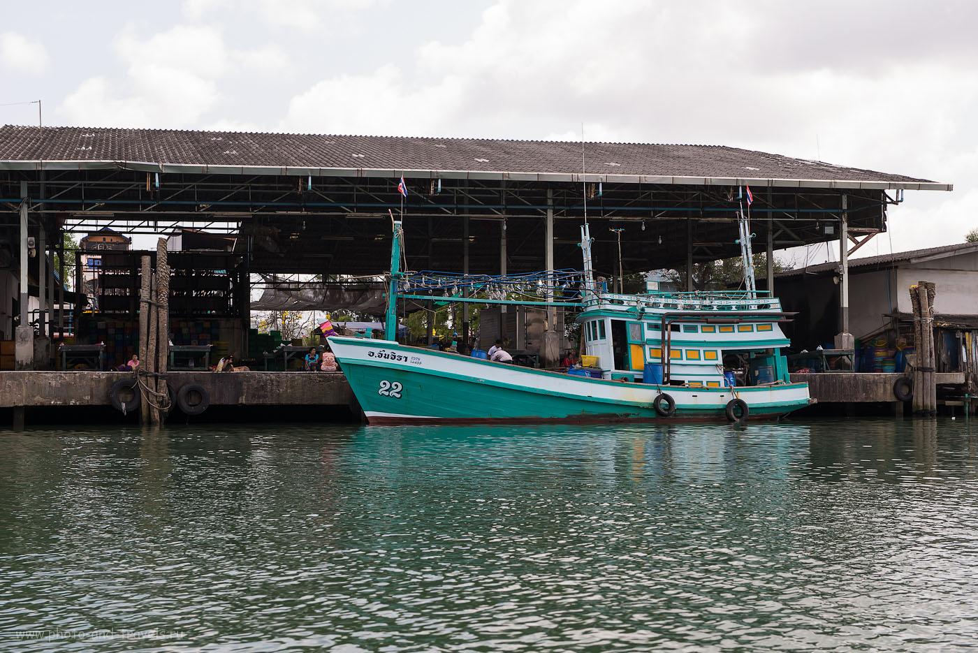 Фото 25. Рыбацкая лодка. Отдых в Таиланде самостоятельно (320, 58, 8.0, 1/160)