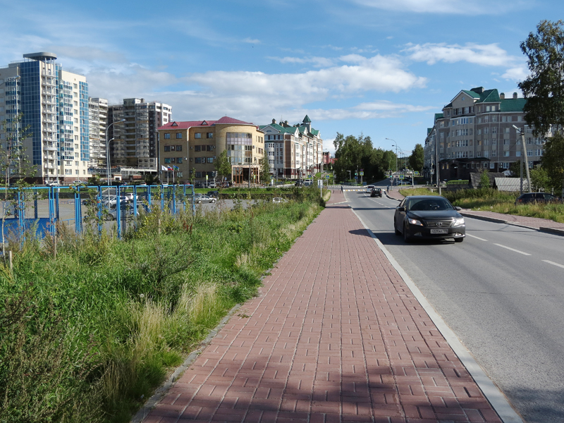 Промышленные ворота ab в Ханты-Мансийске