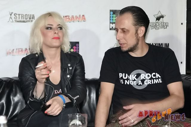 Майя Иварссон, Александр ЧАЧА Иванов