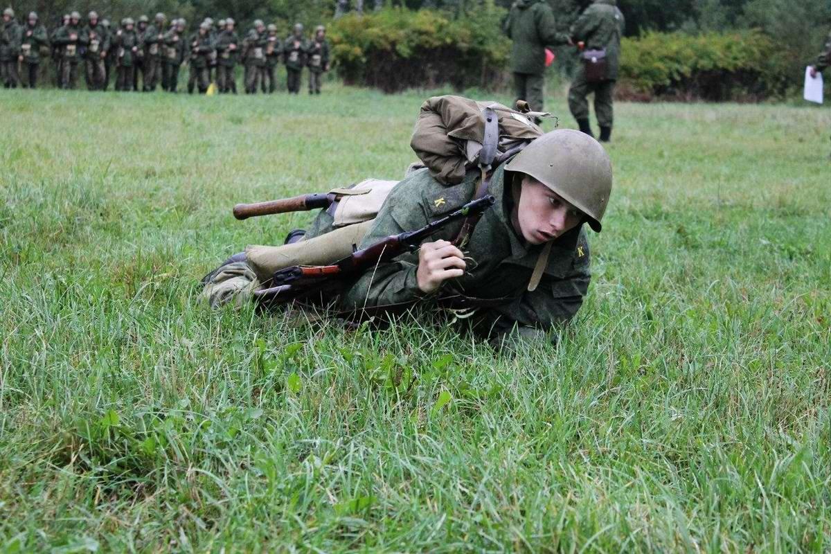 Тяжело в учении - легко в бою
