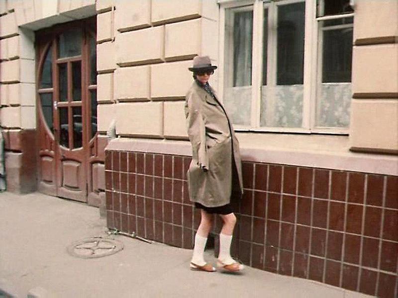 """Как снимали фильм """"Гостья из будущего"""""""