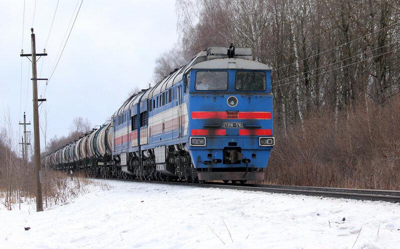 2ТЭ116-1710 БалтТрансСервис