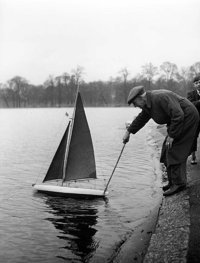 1946. Лондон
