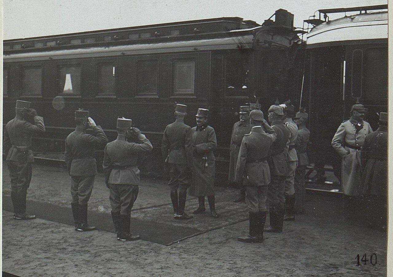 Kaiser Karl in Wladimir Wolinsky