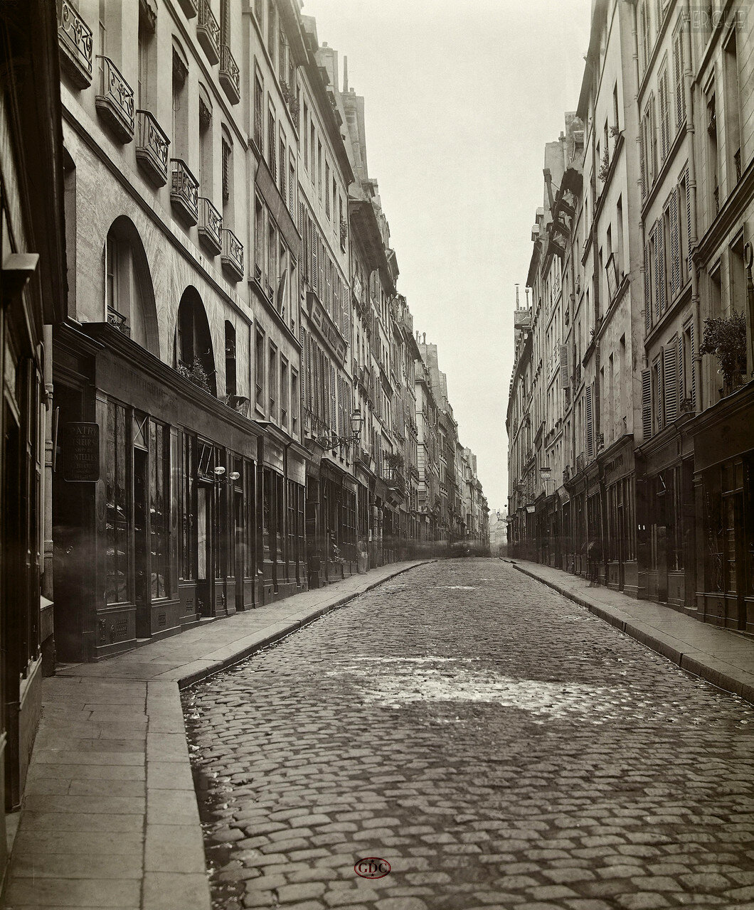 Рю Сант-Ан. 1866