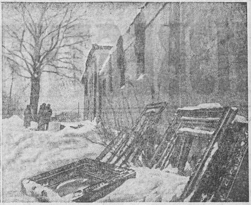«Известия», 27 января 1942 года, фашизм и культура, идеология фашизма, фашистские варвары