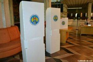 К 8 утра на выборы в Молдове пришли 43 тыс избирателей