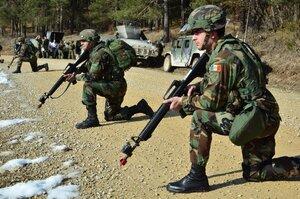 Трое солдат бельцкой моторизованной бригады №2 были осуждены