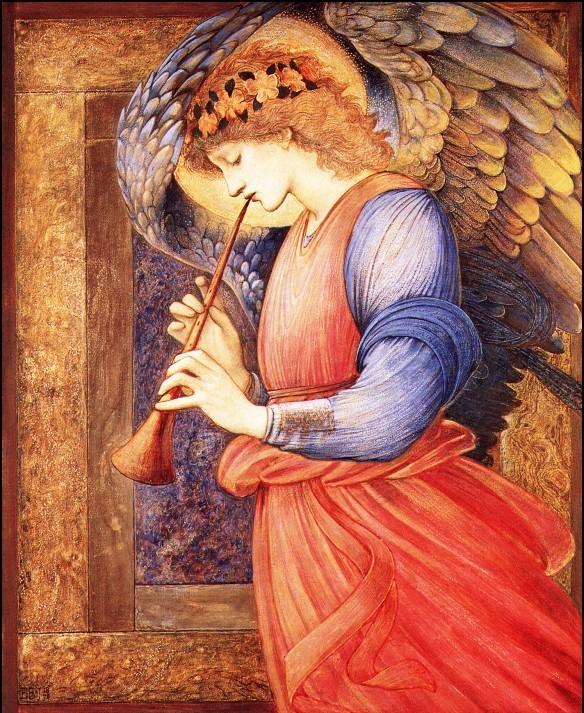 Бёрн-Джонс_Ангел играющий на флейте.jpg