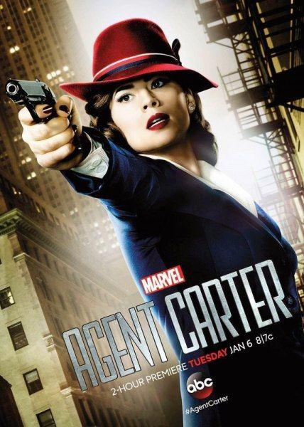 Агент Картер / Agent Carter (1 сезон/2015/WEBDLRip)