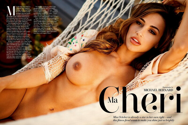 Ana Cheri in Playboy