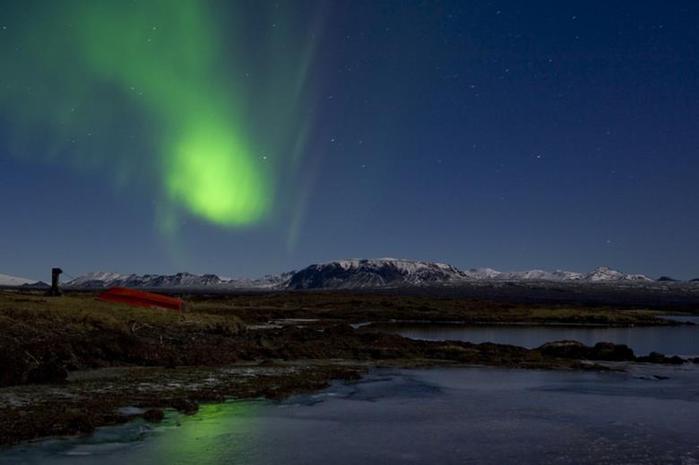Красивые фотографии полярного сияния 0 10d5fc 5a42cda7 orig