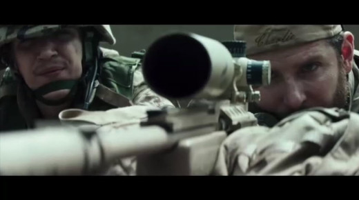 Трейлер фильма о легендарном американском снайпере Крисе Кайле