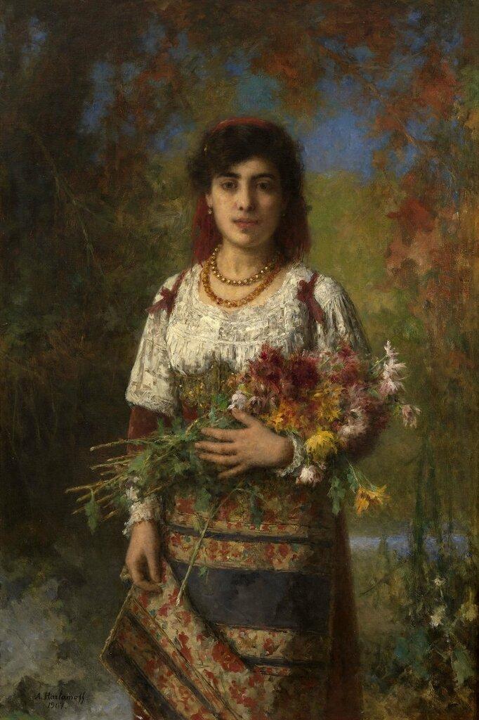 Итальянская девочка с цветами.jpg