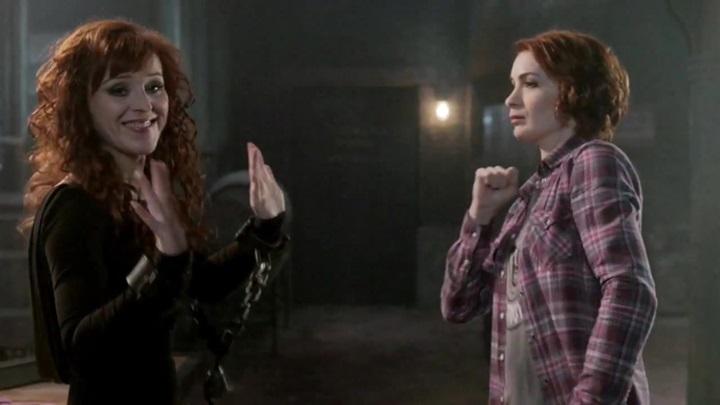 Смешные моменты на съемках 10 сезона «Сверхъестественного»