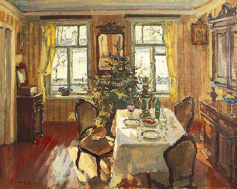 Сергей Михайлович Коровин (род. 1957) - Рождество