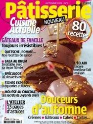 Cuisine Actuelle Patisserie №3 - Automne 2013