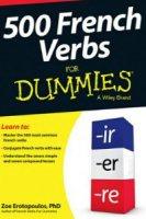 Аудиокнига 500 French Verbs For Dummies epub 3Мб