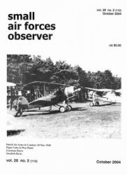 Книга Small Air Forces Observer 110