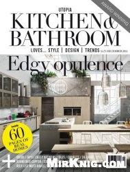 Журнал Utopia Kitchen & Bathroom - December 2014