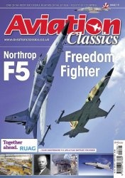 Книга Aviation Classics 19: Northrop F-5 Freedom Fighter