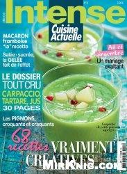 Журнал Cuisine Actuelle Intense - Juin 2013