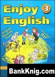 Книга Книга для чтения к учебнику  англ. языка Enjoy English-3 (5-6 классы) djvu 6,35Мб