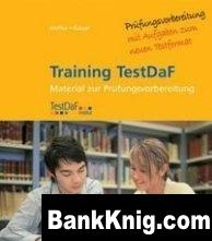 Книга Экзамен TestDaF / Training TestDaF rar -> djvu+mp3 6Мб