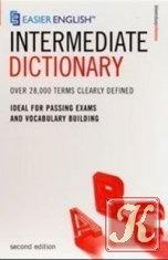 Книга Easier English Intermediate Dictionary