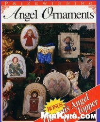 Журнал Prize Winning Angel Ornaments