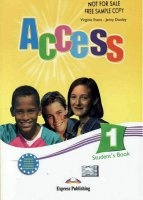 Аудиокнига Evans V, Dooley J. - Express Publishing  Access – 1