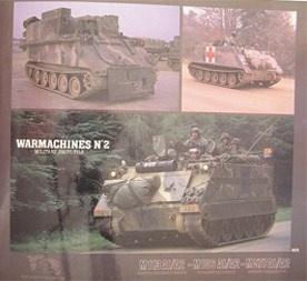 Книга Warmachines 02 - M113 (Part 1)