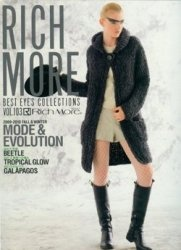 Журнал Rich More 103 2009-2010 Fall&Winter  Best Eye's Collections