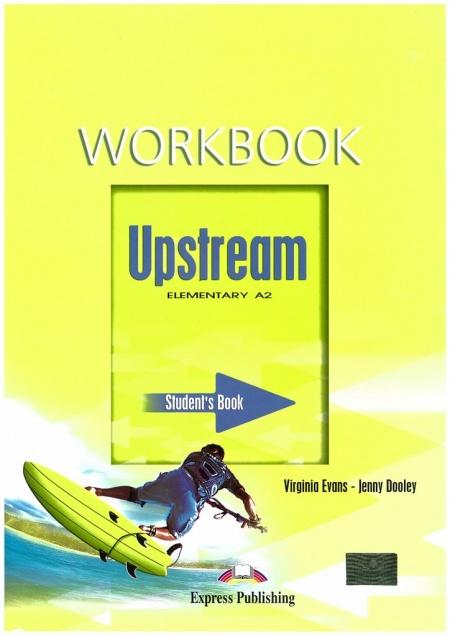 Книга Английский язык рабочая тетрадь Upstream Elementary A2 WB