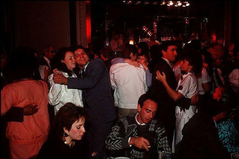 Одесса. На дискотеке. 1988 год.