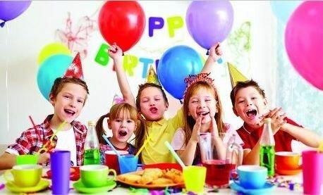 Организация дня рождения для ребенка