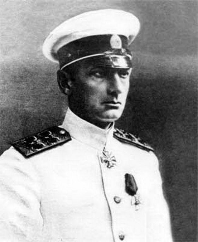 95 лет назад расстрелян адмирал Колчак