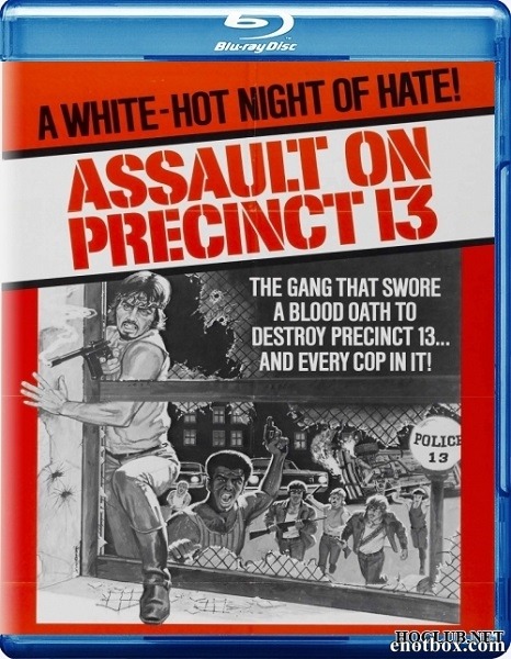 Нападение на 13-й участок / Assault on Precinct 13 / 1976 / ПМ, АП (Живов) / BDRip