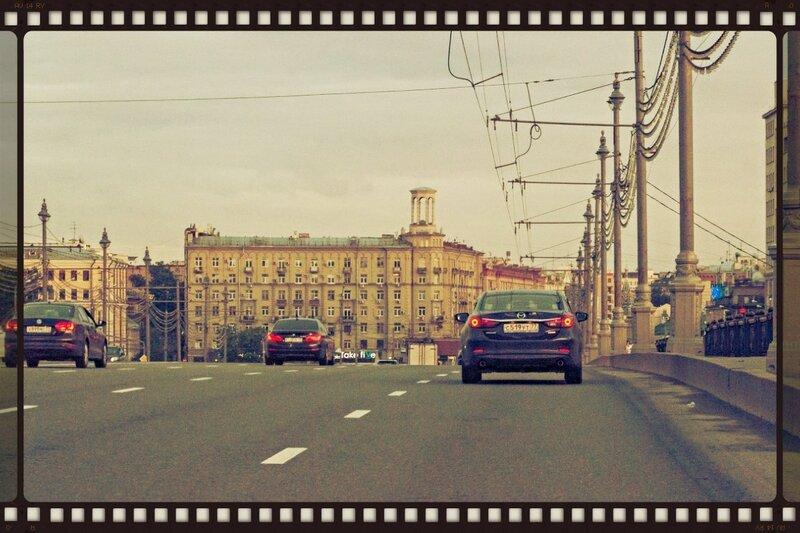 Большой Каменный мост, Москва