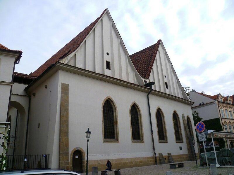 Вифлеемская часовня в Праге (Bethlehem Chapel in Prague)