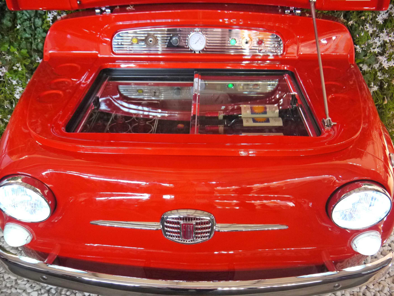 Холодильники Smeg Fiat 500 Краснодар