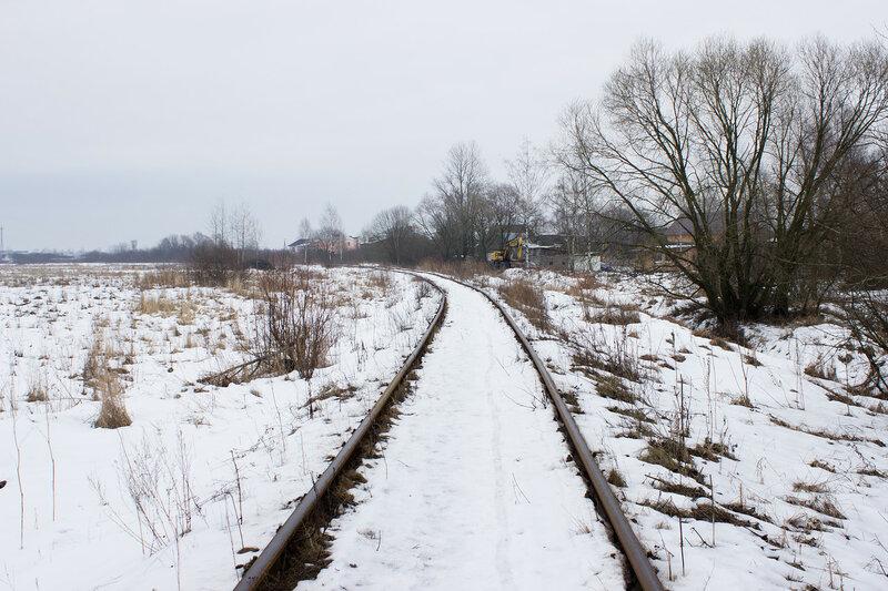 первый путь Императорской железной дороги